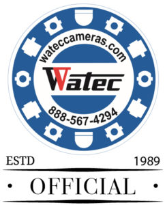 Official Watec Cameras Logo